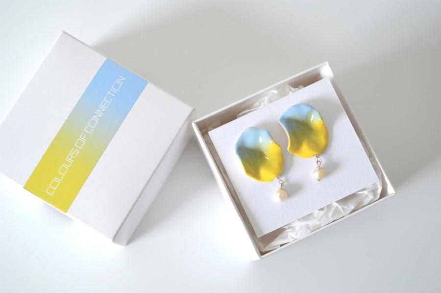 'Blue meets yellow' nr.4