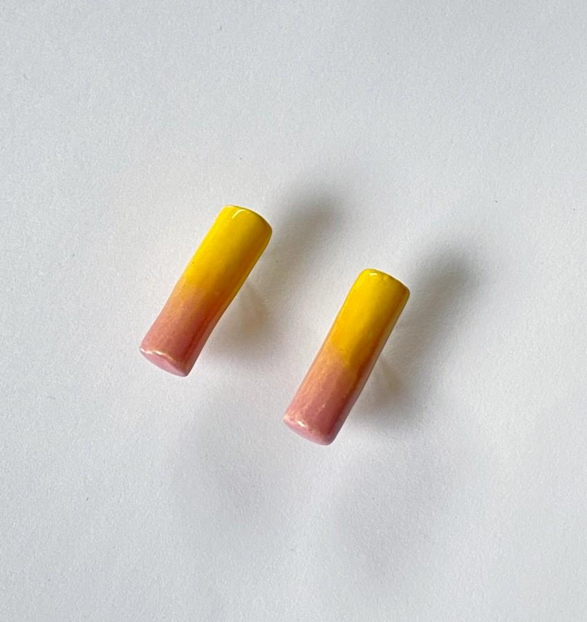 Basic 'Pink meets yellow'