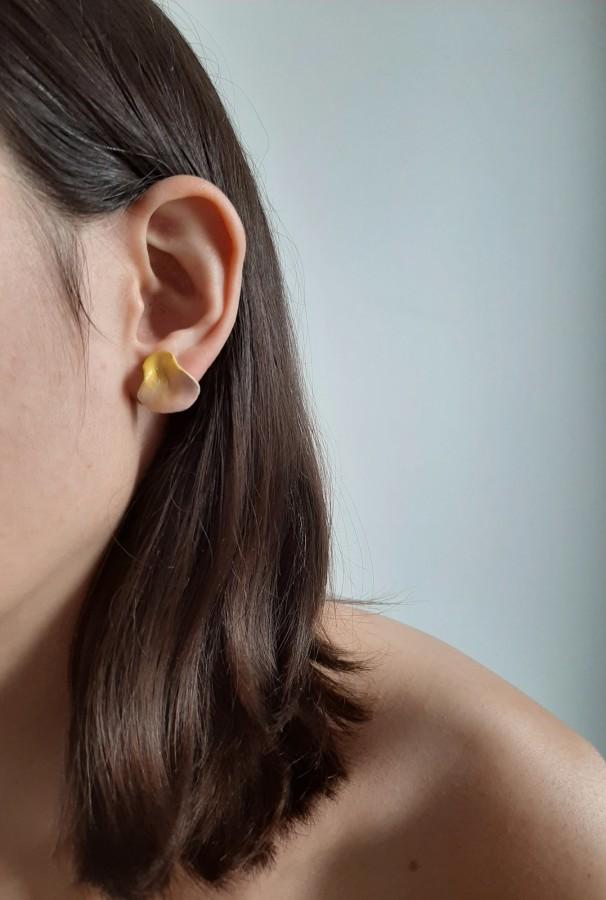 Mini earrings 'Flowers''